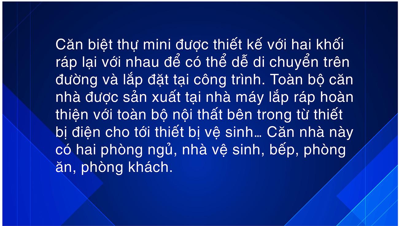 Giao Biệt Thự Tận Nơi- Sài Gòn Times