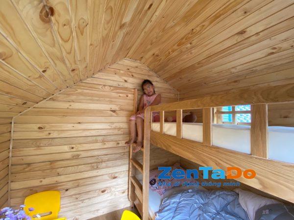 Nhà Di Động zentado kid 5