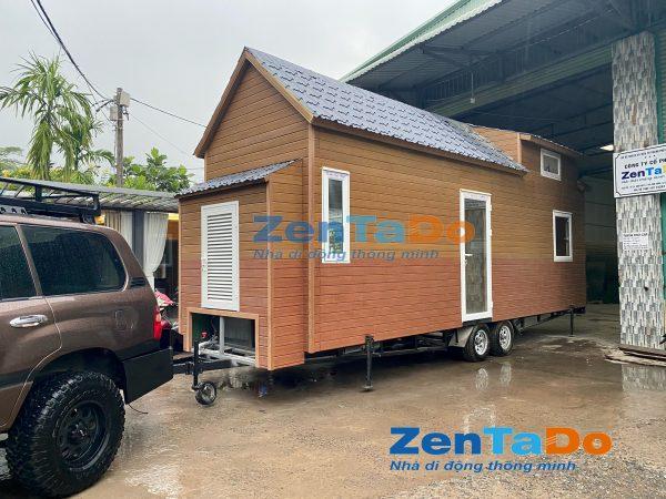 zentado mobile home